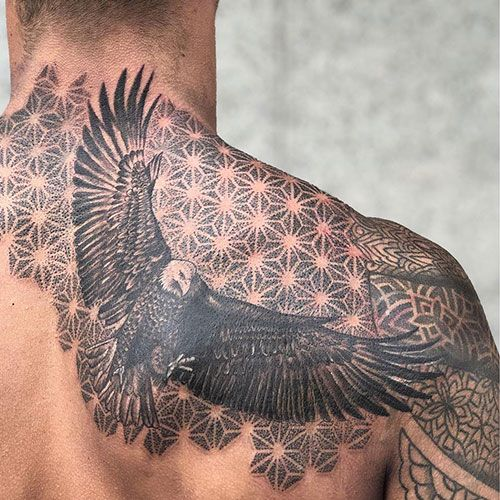 125 Best Back Tattoos For Men Cool Ideas Designs 2020 Guide Back Tattoos For Guys Cool Back Tattoos Back Tattoos