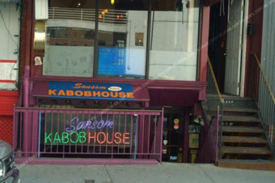 Sansom Kabob House…OMG OMG OMG! WOW..seriously..if you like kabob there is no other place in the city you need to go… The flavors, the colors, the smells of really delicious food… EVERYTHING IS GOOD ON THE MENU! EVERYTHING!!!! entrance is on street take stairs down to get in restaurant !  also the people that work here are super friendly,,, nice people that take pride in the food they serve. http://sansomkabobhouse.com