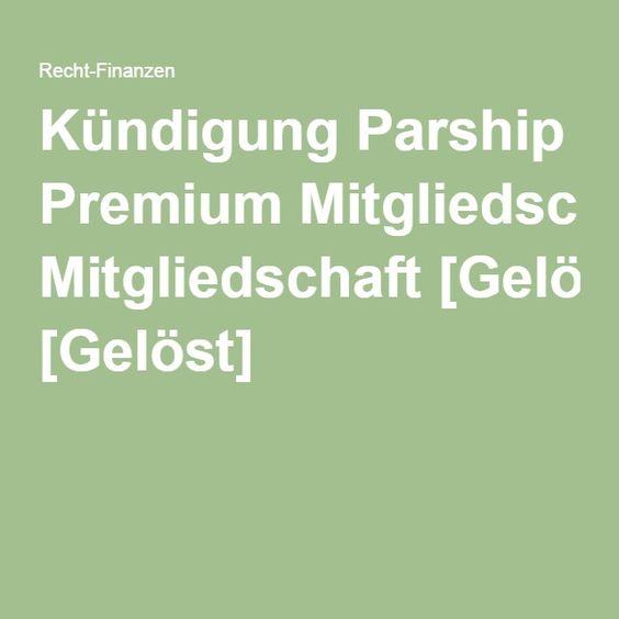 parship premium mitgliedschaft