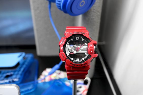 Casio Launches Newest Bluetooth G-Shock Watch at Baselworld