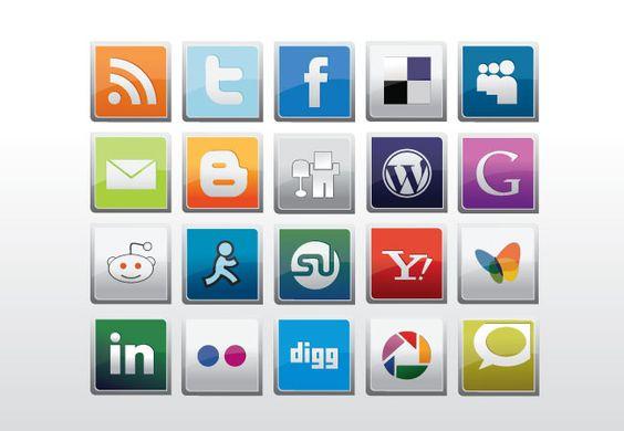 Drupal Social Media plugins