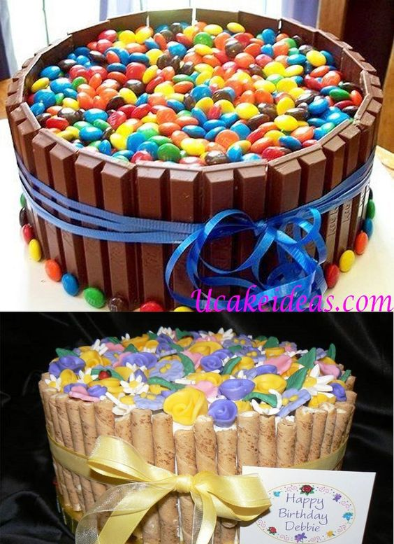 Homemade Cake Design : Homemade birthday cakes, Homemade birthday and Cake ideas ...