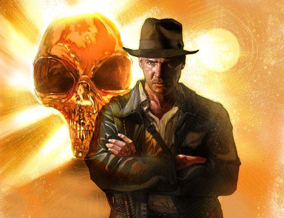 Renato Guedes - Indiana Jones