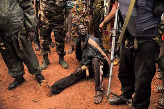 La Centrafrique au bord du chaos par Noël Quidu