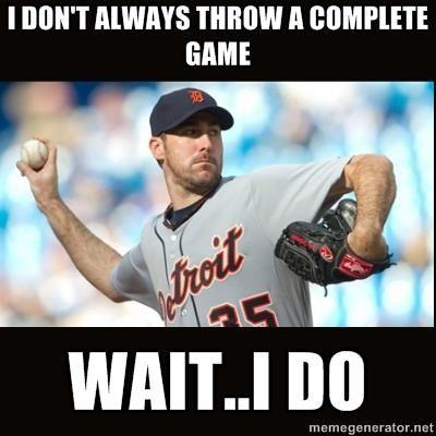 Detroit Tiger....Justin Verlander :)