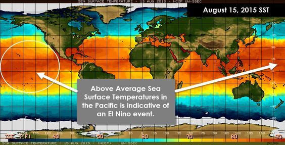 There's been lots of chatter this past week over the 'Godzilla' El Nino expected this winter. Some of that is hype, yet a significant El Nino is in the cards. We've put together some information explaining what all that could mean for Texas this winter.   http://texasstormchasers.com/?p=39238