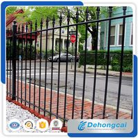 Cheap Yard Fencing, Front Yard Fence, Fencing Prefabricated