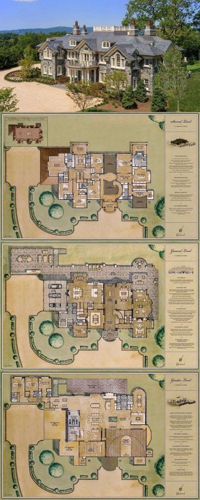 36 Unanswered Issues With Modern Mansion Floor Plan Luxury Revealed Apikhome Com House Plans Mansion Mansion Floor Plan Luxury House Floor Plans