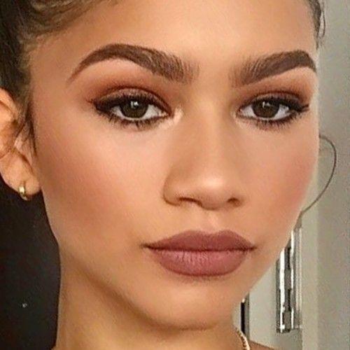 Zendaya eyebrows