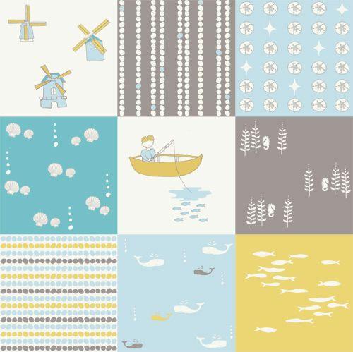 Cynthia Mann's Birch Fabrics