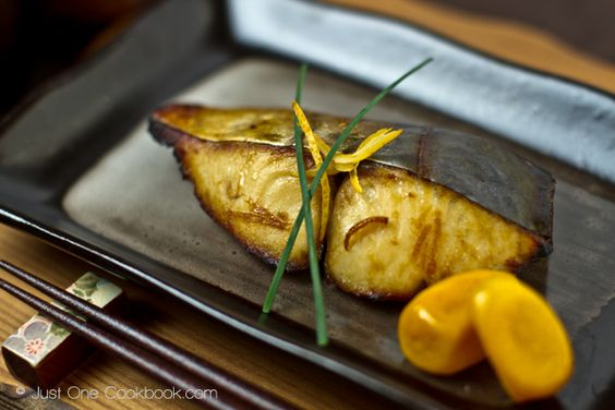 Spanish Mackerel from @Nami | Just One Cookbook -  i'm making it for dinner tomorrow