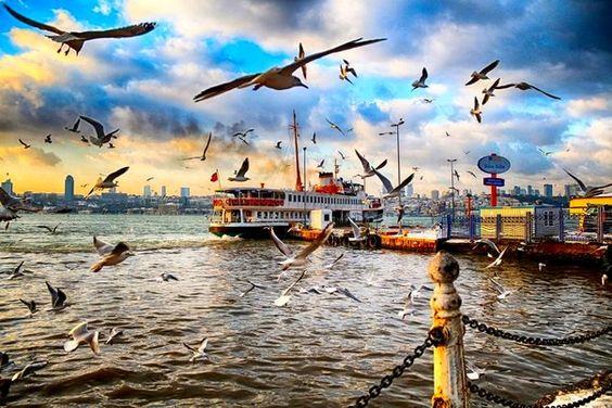 Стамбул и Анталия вошли в числе популярных туристических городов мира