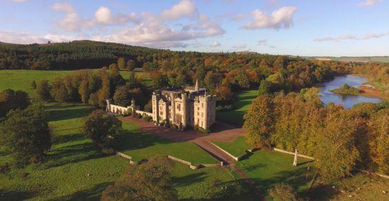 A Fairy Tale Come True: Win a Stay in a Castle in Scotland with HomeAway #HomeAwayCastle