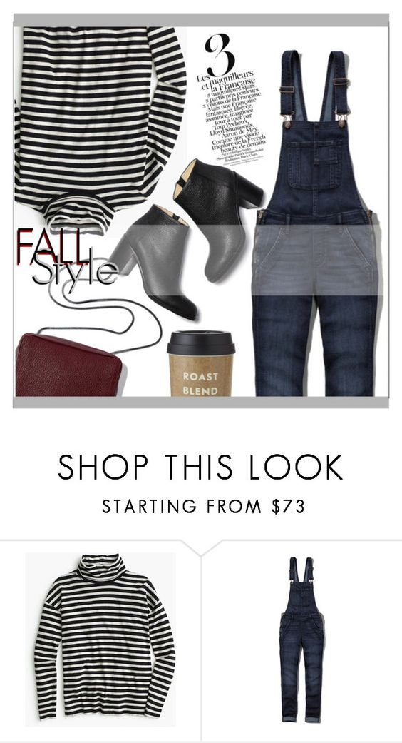 """""""Fall Style"""" by chocolate-addicted-angel ❤ liked on Polyvore featuring J.Crew, Abercrombie & Fitch, 3.1 Phillip Lim, Paul Andrew, Kate Spade, GetTheLook, fallfashion, fallstyle and fallwinter2015"""