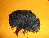 antique feather comb hair adornment, My question is?  Is it an antique, an antique feather, an antique feather comb or is it made out of antique hair?  And who would wear it??  Am I just a guy missing something?