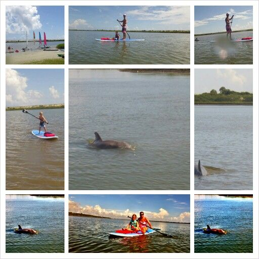 Paddle Boarding@ Anastasia Park