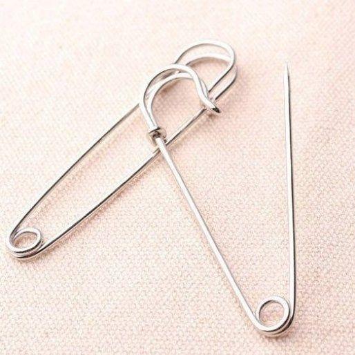 large pin