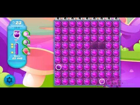 Candy Crush Soda Saga Level 1241 Coloring Candy Fun The Highest Score Youtube Candy Crush Soda Saga Soda Saga Best Candy