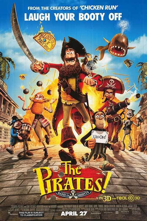 Pirates In 2021 Pirate Movies Misfits Poster Animated Movie Posters