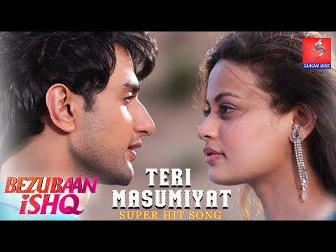 Teri Masumiyat Bezubaan Ishq Mugdha Sneha Nishant Gangani Music Youtube Entertainment Video Instagram