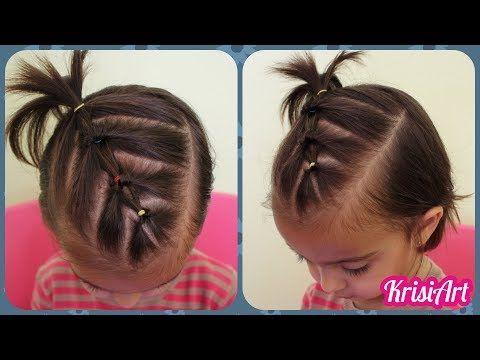 16 Peinados para bebes con poquito pelo