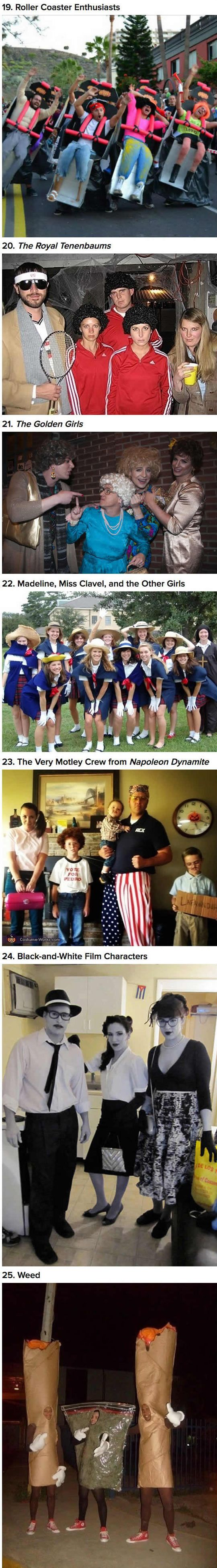 Clever Halloween costumes to wear as a group... - The Meta Picture