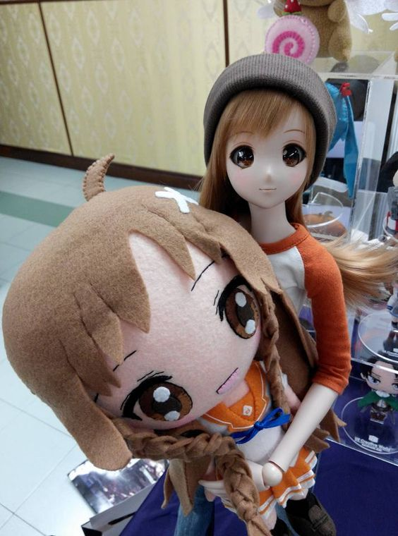 Mirai Suenaga Smart Doll by Cloudybay Tee