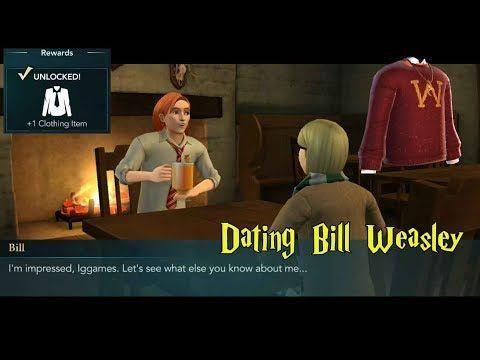 Dating Bill Weasley Harry Potter Hogwarts Mystery Youtube Weasley Harry Potter Hogwarts Mystery Hogwarts