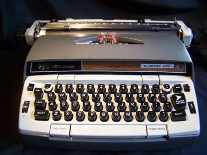 Image result for smith corona selectric