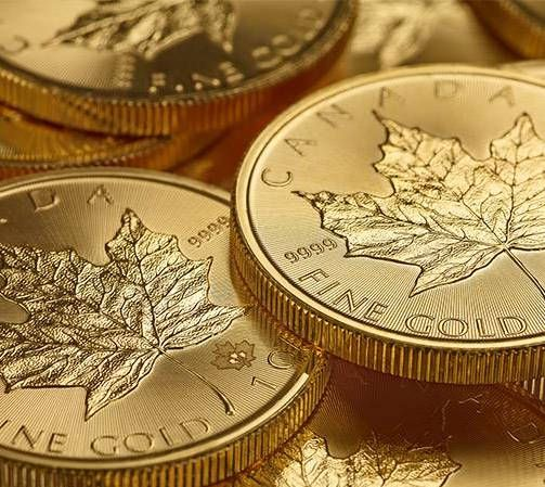 Canadian Gold Coins Beautiful Works Of Art Buy Gold Online Gold Bullion Coins Canadian Gold Coins