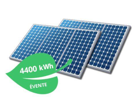 Napelem Napelem Rendszer 4 1 Kwp Napelem Rendszer Roof Solar Panel Solar Panels Outdoor Decor