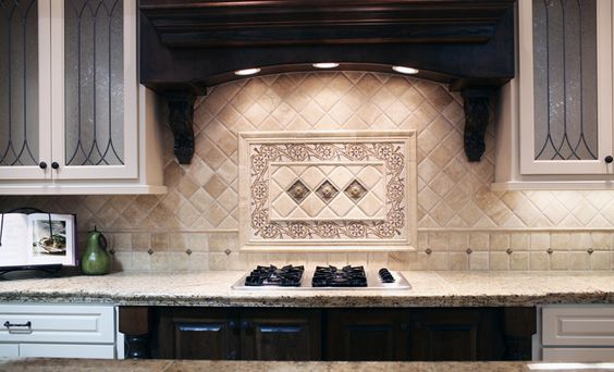 tiles for kitchens ideas a classic traditional kitchen backsplash kitchen 6223