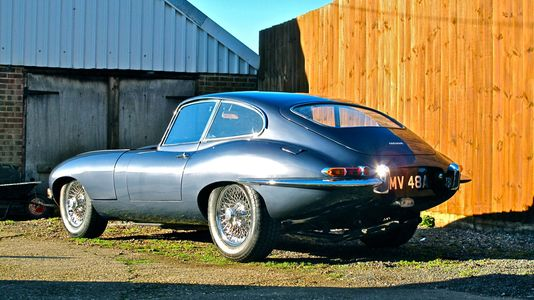 1962 Jaguar E-Type Series 1 3.8 Fixedhead Coupe - Silverstone Auctions