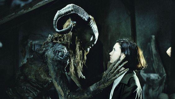 প্যান'স ল্যাবিরিন্থ ( #Pan's Labyrinth (2006)