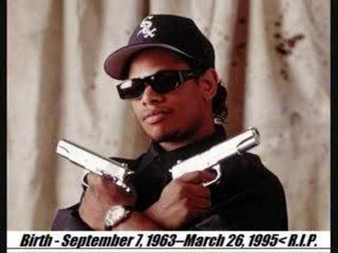 Eazy E Boyz In The Hood Youtube Best Hip Hop Hip Hop Artists Gangsta Rap