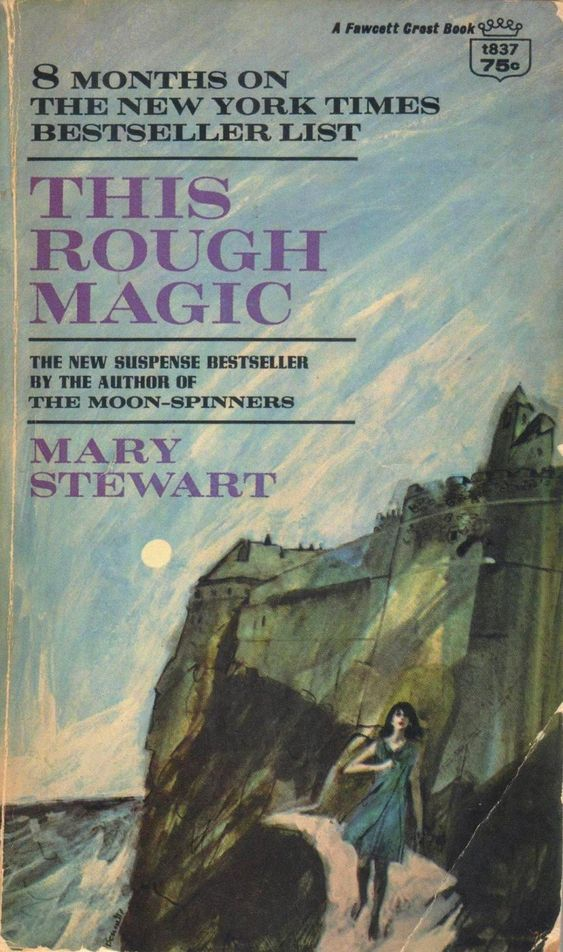 Part of a month-long celebration of Harry Bennett's artistic skills . Five novels by Mary Stewart : My Brother Michael (Crest, 1964); T...