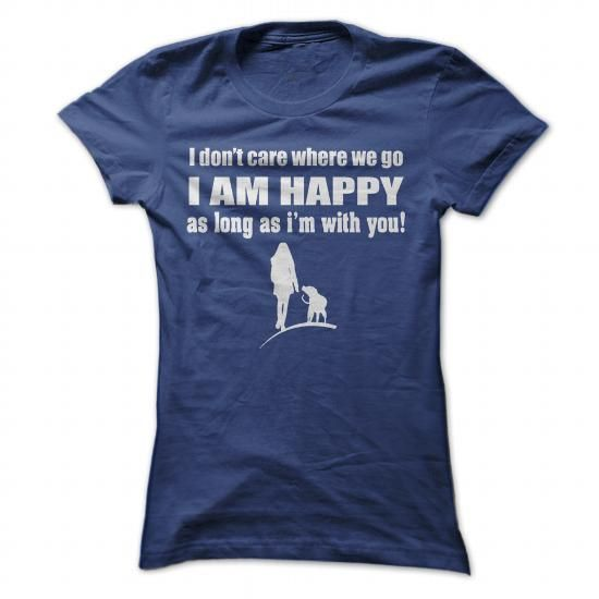 I am happy T Shirts, Hoodies. Get it here ==► https://www.sunfrog.com/Pets/I-am-happy-NavyBlue-Ladies.html?41382