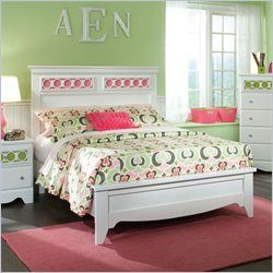 $455 - Standard Furniture My Room Bed in Snow White - Twin