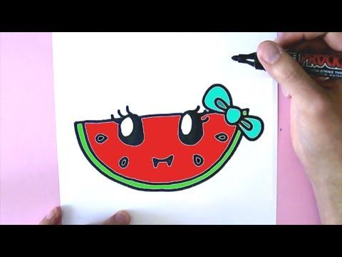 Comment Dessiner Une Glace Kawaii Tuto Dessin Youtube