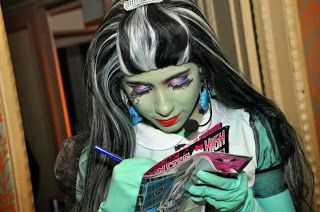 Monster High - Cineplaneta