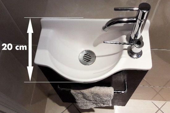 Idees Deco Pour Wc Avec Un Lave Mains Petit Lave Main Lave Main Et Lave Main Wc