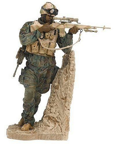 American Sniper Toys : Mcfarlane military series army ranger sniper african