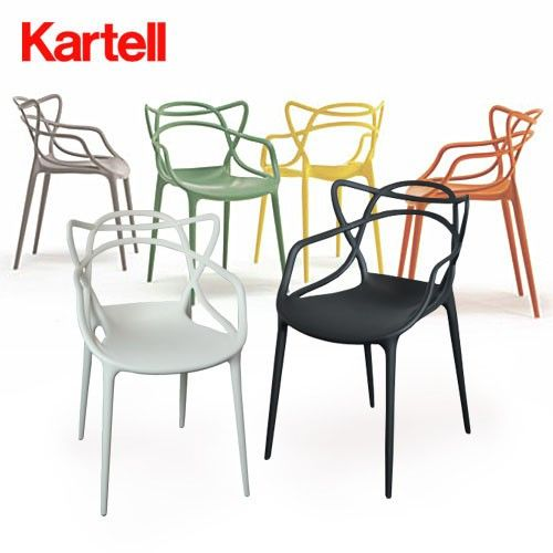 Masters Chaise Kartell Voltex Chaise Salle A Manger Chaises De Salle A Manger Design Chaise Design