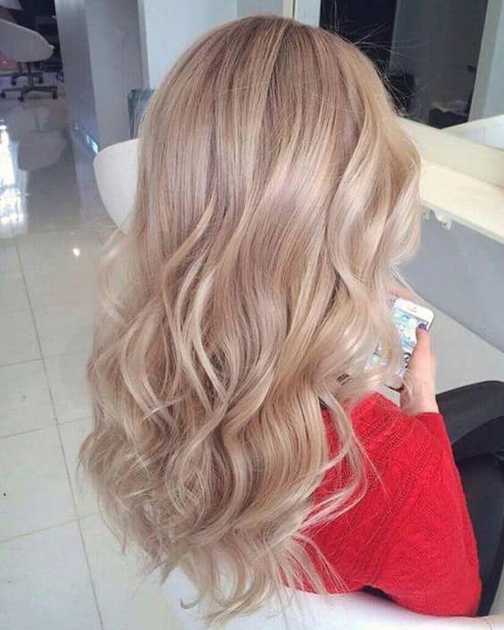 Pin Auf Sommer Haarfarbe
