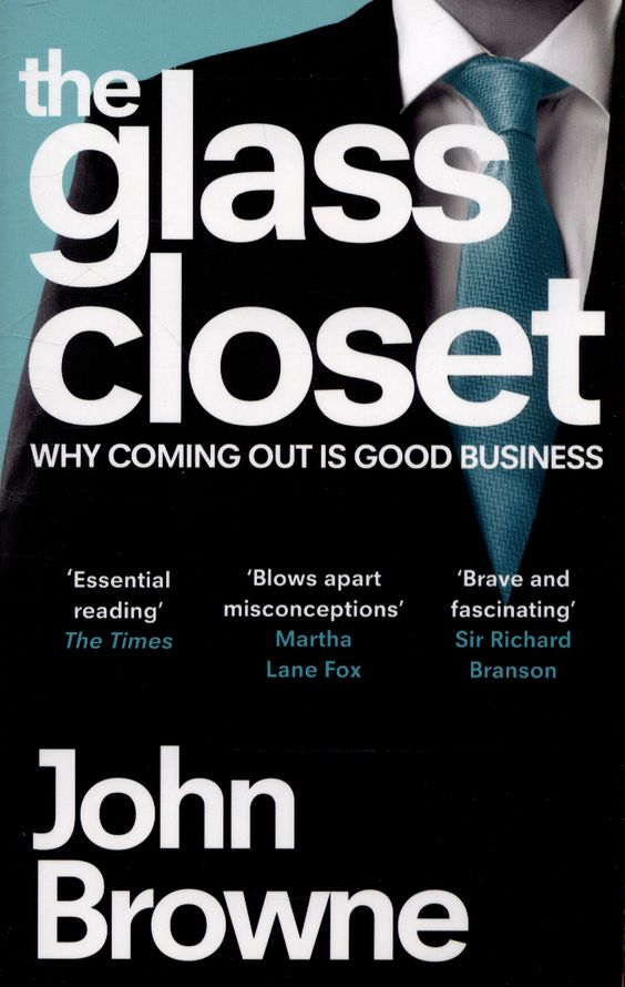 'The Glass Closet' strives to give courage and inspire the LGBT community that despite the risks involved, self-disclosure is best for employees and for the businesses that support them.
