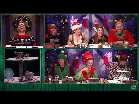 Travis Chutney Stabs Santa Critical Role The Night Before Critmas Youtube Possibly The Best Betrayal In Ci Critical Role The Elf The Night Before