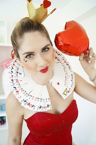 Queen of Hearts Costume | Flickr - Photo Sharing!