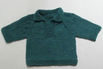 Free Boys sweater pattern: