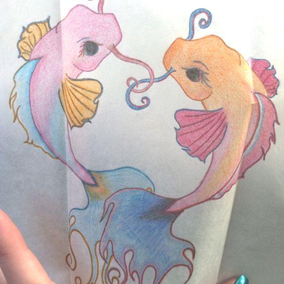 Tat my sis drew