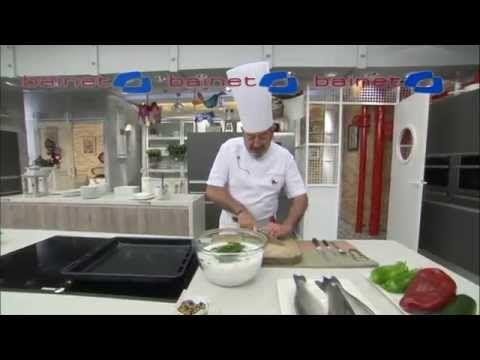 Receta de lubina a la sal con karlos argui ano youtube - Salsa para lubina a la sal ...